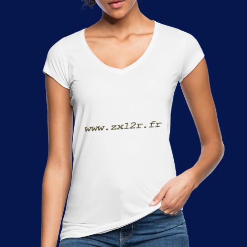 www zx12r fr OR - T-shirt vintage Femme