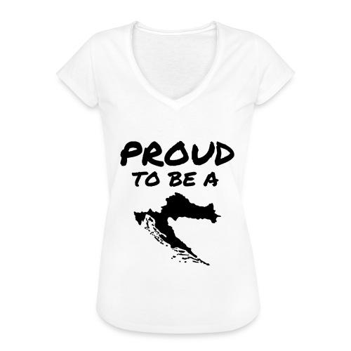 PTBAC - Frauen Vintage T-Shirt