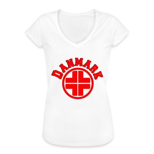 Denmark - Women's Vintage T-Shirt