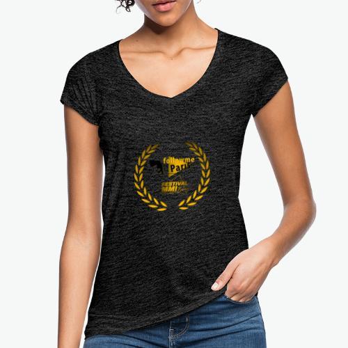 Followme Paris lauréat Festival MMI Béziers - T-shirt vintage Femme