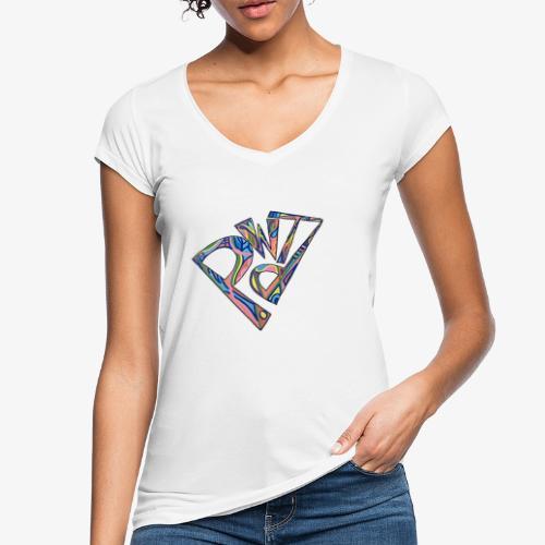 PDWT - T-shirt vintage Femme