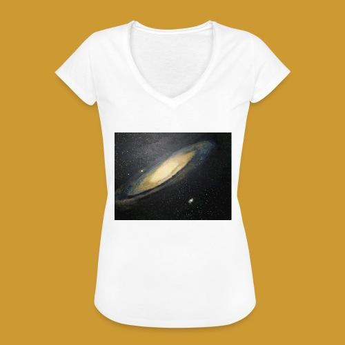 Andromeda - Mark Noble Art - Women's Vintage T-Shirt