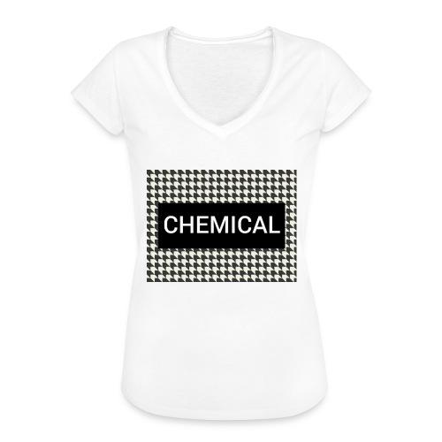 CHEMICAL - Maglietta vintage donna