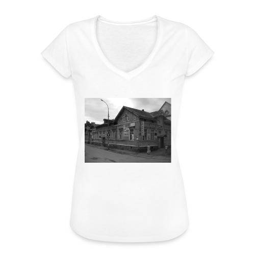 Aika on pysähtynyt Sortavalassa - Naisten vintage t-paita