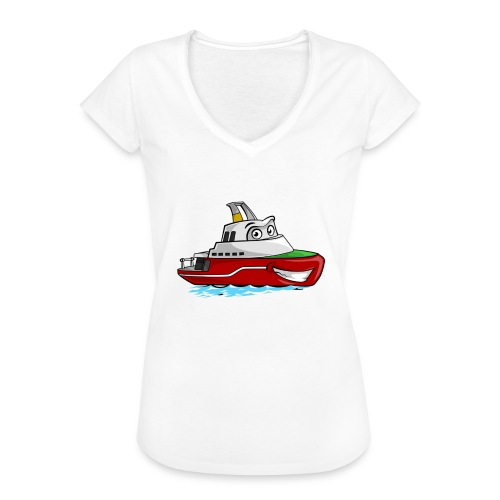 Boaty McBoatface - Women's Vintage T-Shirt