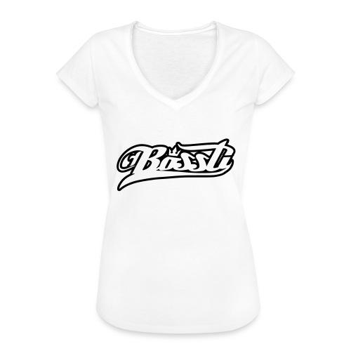 Bossti Hoodie - Frauen Vintage T-Shirt