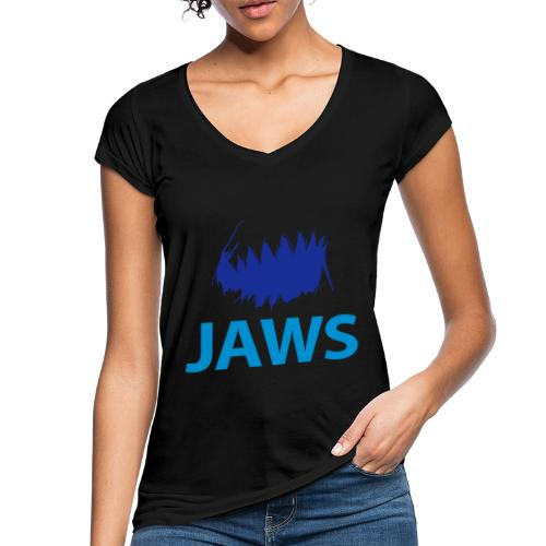 Jaws Dangerous T-Shirt - Women's Vintage T-Shirt