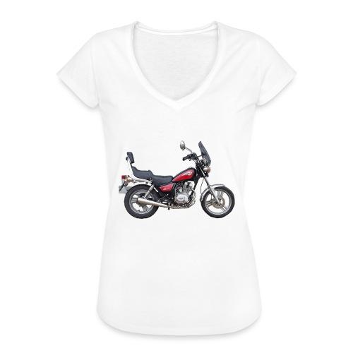 snm daelim vc 125 f advace seite rechts ohne - Frauen Vintage T-Shirt