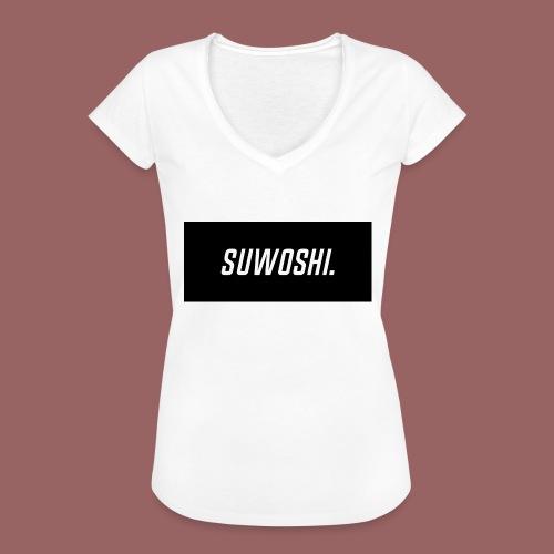Suwoshi Sport - Vrouwen Vintage T-shirt