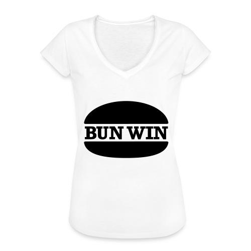 bunwinblack - Women's Vintage T-Shirt