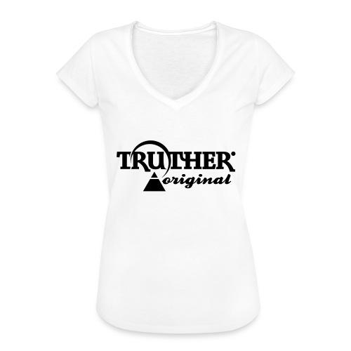 Truther - Frauen Vintage T-Shirt
