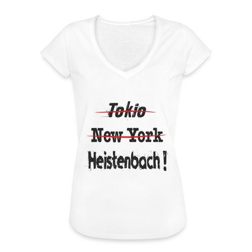 65558 Heistenbach - Frauen Vintage T-Shirt