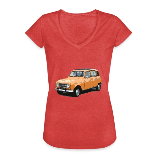 My Fashion 4l - T-shirt vintage Femme
