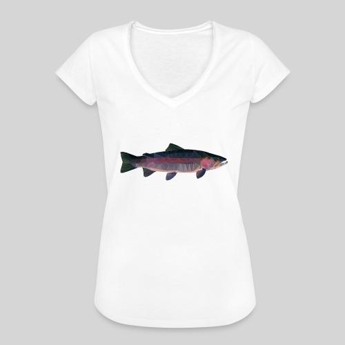 Trout - Naisten vintage t-paita