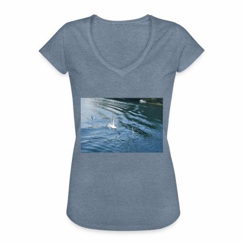 un Gabbiano che vola - Maglietta vintage donna
