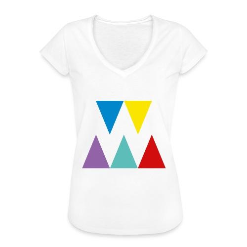 Logo We are les filles - T-shirt vintage Femme