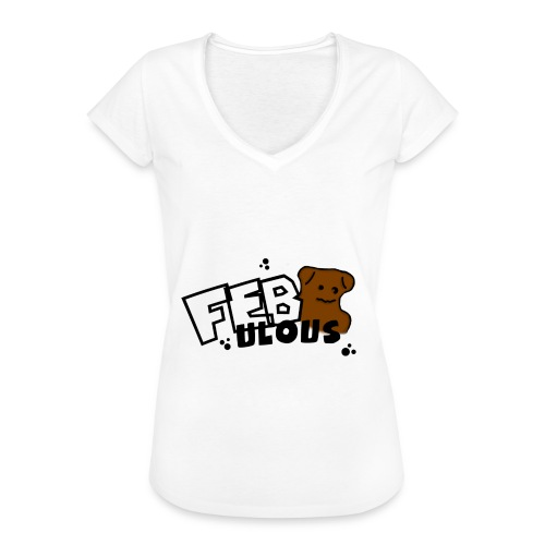 Normal - Women's Vintage T-Shirt