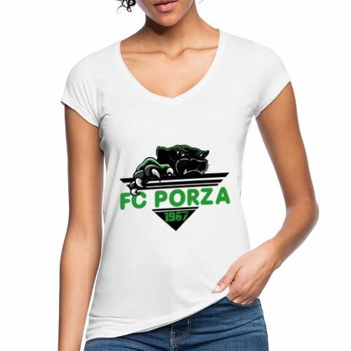 FC Porza 1 - Frauen Vintage T-Shirt