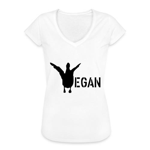 venteklein - Frauen Vintage T-Shirt