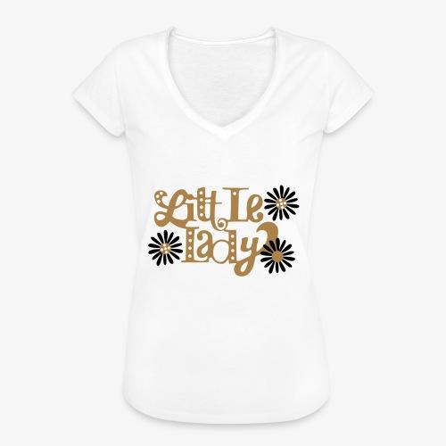 large_little-lady - T-shirt vintage Femme