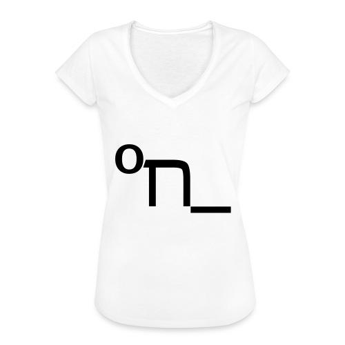 DRUNK - Women's Vintage T-Shirt
