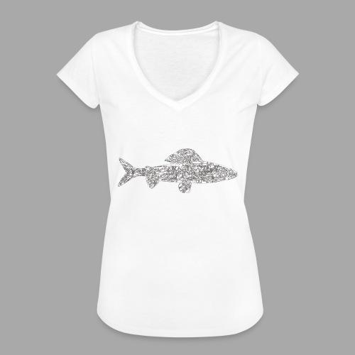 grayling - Naisten vintage t-paita