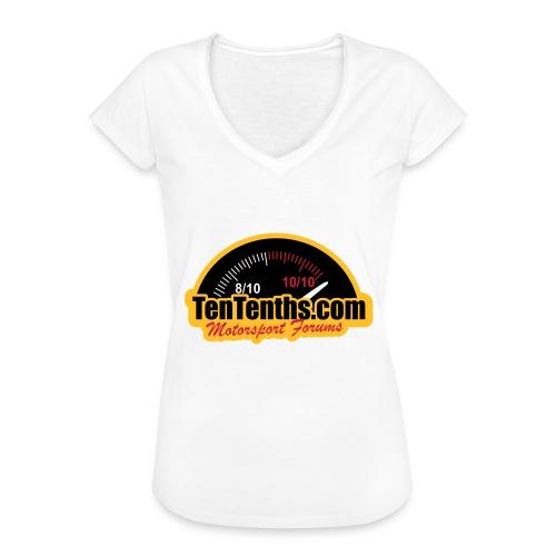 3Colour_Logo - Women's Vintage T-Shirt
