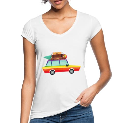 Gay Van | LGBT | Pride - Frauen Vintage T-Shirt