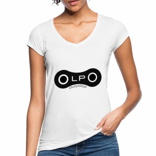 OLPO - Naisten vintage t-paita