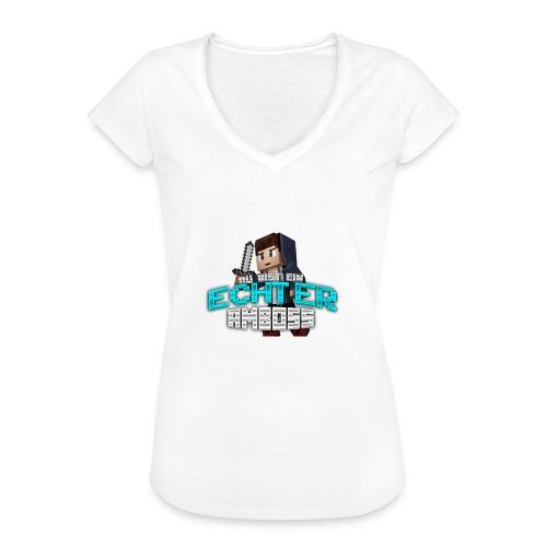 Echter Amboss! - Women's Vintage T-Shirt