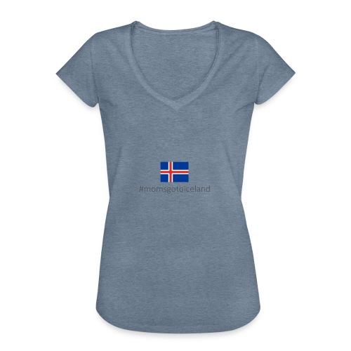Iceland - Women's Vintage T-Shirt