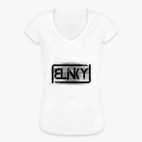Blinky Compact Logo - Women's Vintage T-Shirt