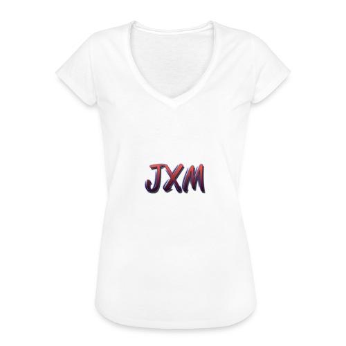 JXM Logo - Women's Vintage T-Shirt