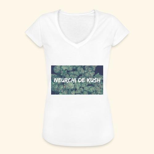 NEURCHI DE KUSH - T-shirt vintage Femme