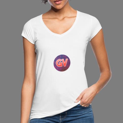 GV 2.0 - Vrouwen Vintage T-shirt
