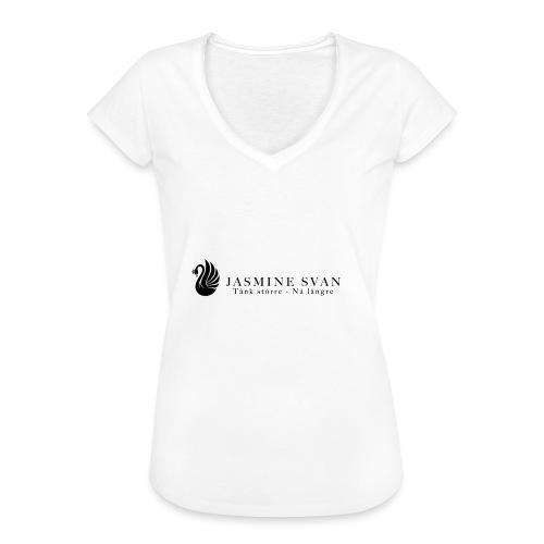 JasmineBrand - Vintage-T-shirt dam