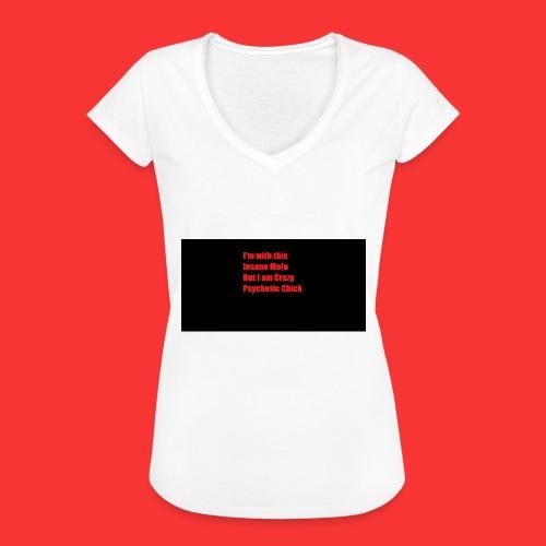 Ladies - Women's Vintage T-Shirt