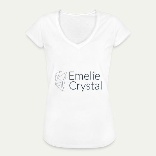 logo transparent background - Women's Vintage T-Shirt