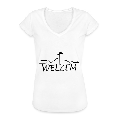 Welzem - Frauen Vintage T-Shirt