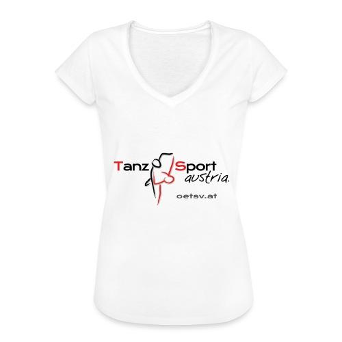 Logo OTSV V1 Internet gif - Frauen Vintage T-Shirt