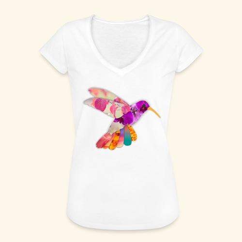 Colibri - Camiseta vintage mujer