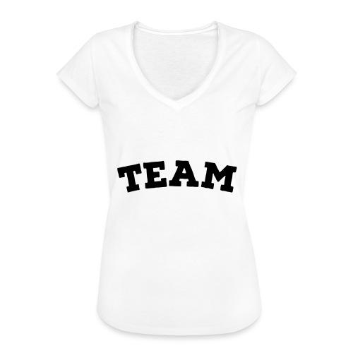 Team - Women's Vintage T-Shirt