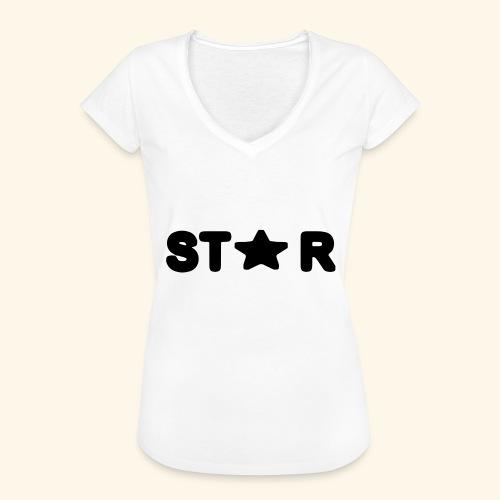 Star of Stars - Women's Vintage T-Shirt