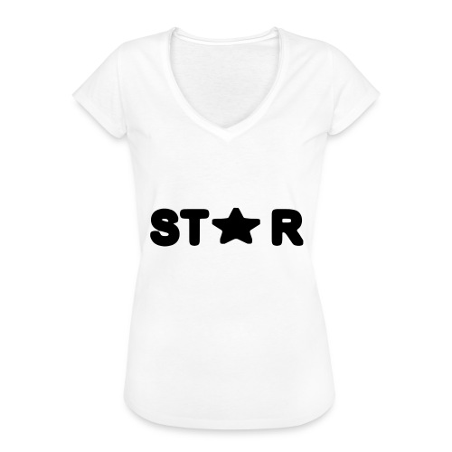 i see a star - Women's Vintage T-Shirt