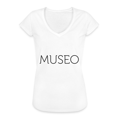museo - Women's Vintage T-Shirt