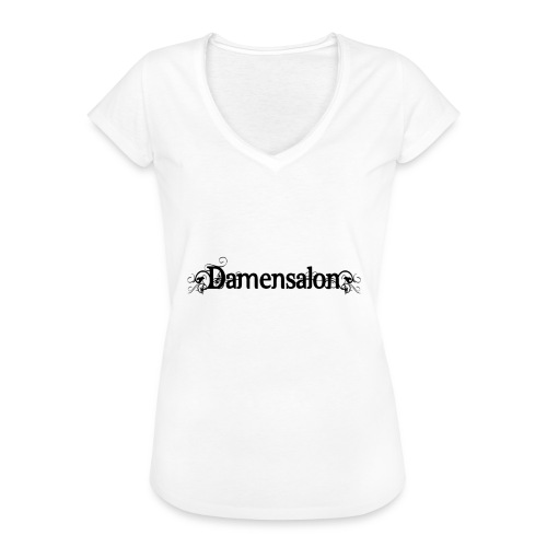 damensalon2 - Frauen Vintage T-Shirt