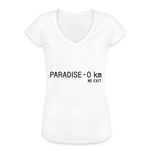 paradise0km - Frauen Vintage T-Shirt