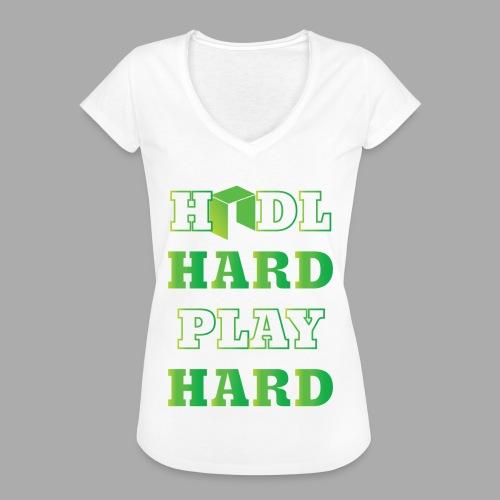 hhphNEO - Koszulka damska vintage
