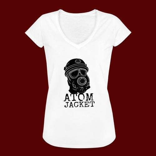 Black - Women's Vintage T-Shirt
