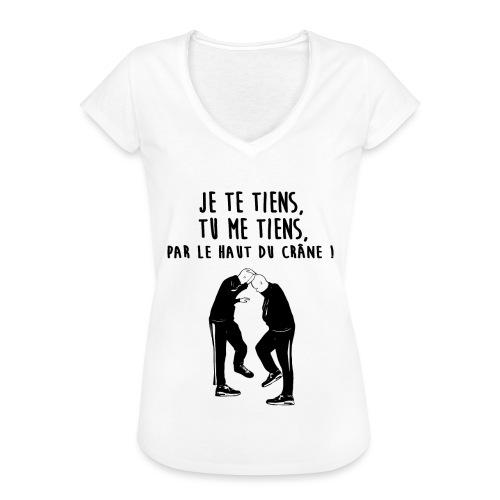 Earlyteur - blanc - T-shirt vintage Femme